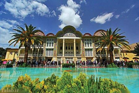 تصاویری از مکان های دیدنی اصفهان و شیراز