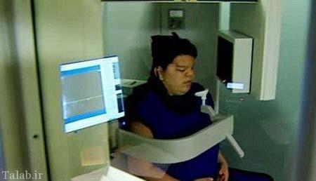 بیماری عجیب این زن باعث زشتی صورتش شده + عکس