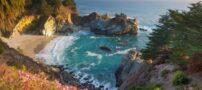 جلوهای اقیانوسی در خلیجی تماشایی با آبشار زیبای مک وی