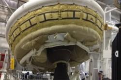 سفرهای مریخی ناسا با بشقاب پرنده