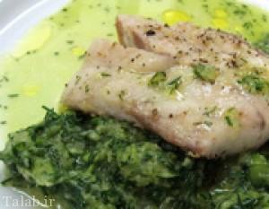 طرز تهیه ماهي ميدم (غذاي جنوبي)
