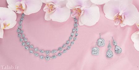 مدل های جدید جواهرات و الماس های Leviev