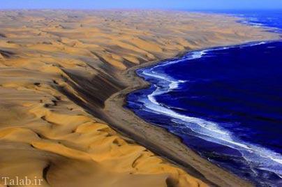 آشنایی با اقیانوسی در دل کویر