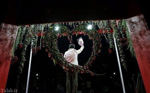ابراز عشق به همسر به سبک ژاپنی ها + عکس