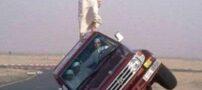 عکس های خنده دار از عرب نشینان دبی