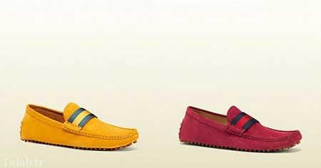 جدیدترین کفش های مردانه سال ۹۹ مدل برند گوچی