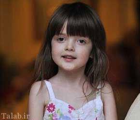دختری که هر لحظه ممکن است بمیرد (عکس)