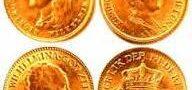 کشف سکه های طلا در کرمانشاه
