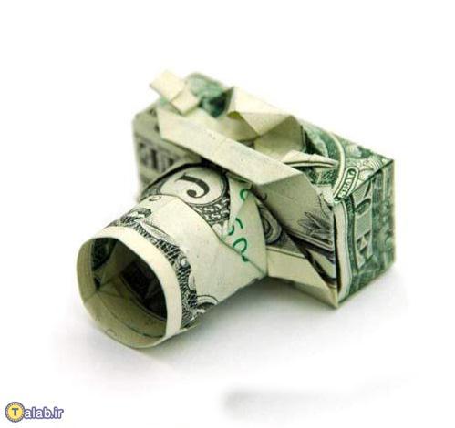 تصاویری جالب از مجسمه هایی از جنس پول