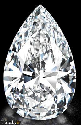 عکس های کمیاب ترین الماس جهان