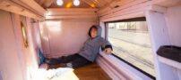 تصاویری از بی خانمان هایی که خانه دار شدند