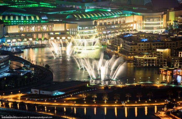 تصاویری زیبا و دیدنی از شهر دبی