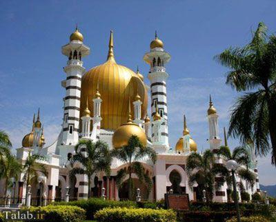 زیباترین و نام دار ترین مساجد جهان