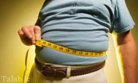 کاهش وزن به ویژه در ناحیه شکم