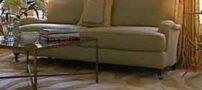 چگونگی فرش پهن کردن