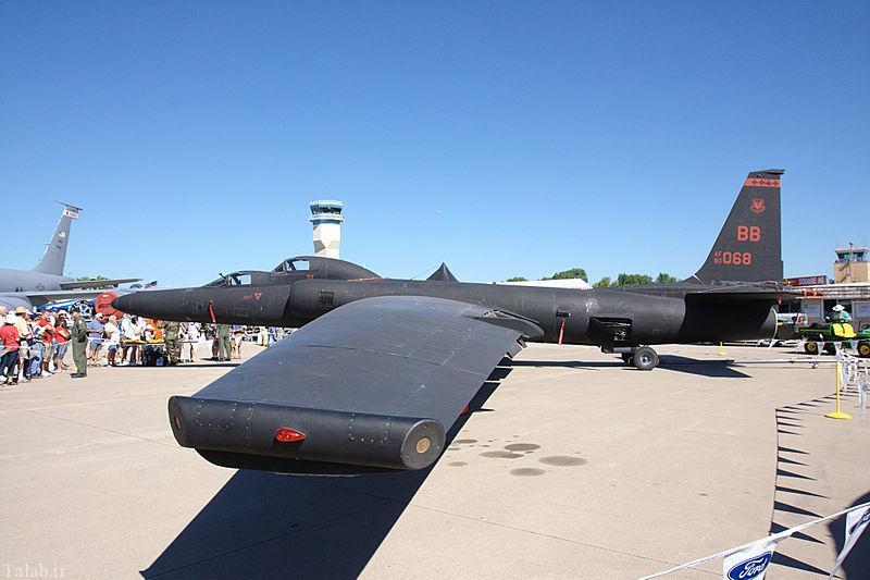 مشخصات هواپیمای U2