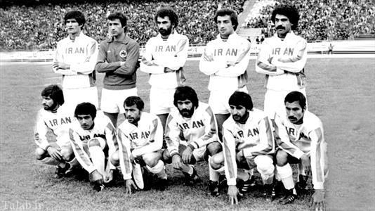 عکس های دیدنی از تیم ملی فوتبال ایران