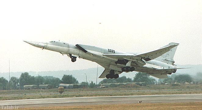 مشخصات بمب افکن Tu-22M