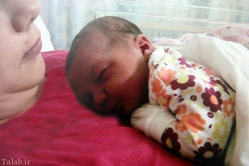 ناپدری رحم دخترش را قرض گرفت + تصاویر