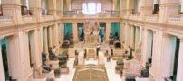 تصاویری زیبا از موزه ملی مصر
