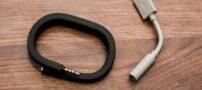 چک کردن سلامتی با دستبند جادویی