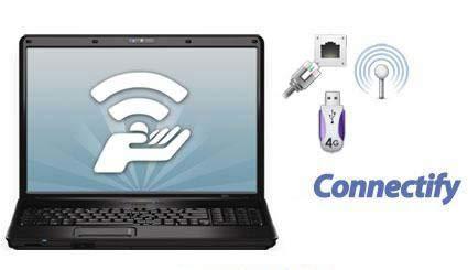 آموزش شبکه کردن لب تاپ با وای فای