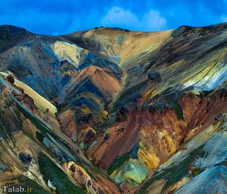 تصاویر زیبا از ایسلند (مهد زیبایی)
