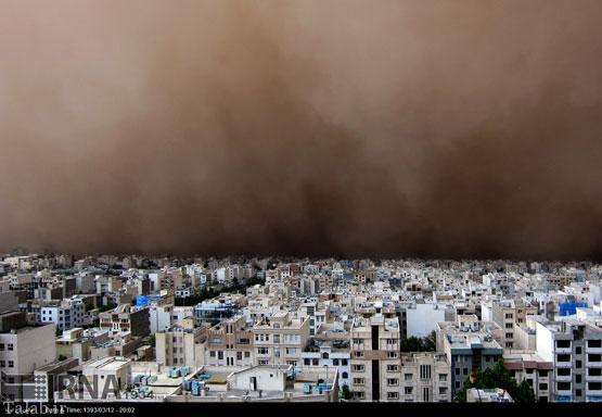 تهران شهری بر روی گسل ها و حادثه ها
