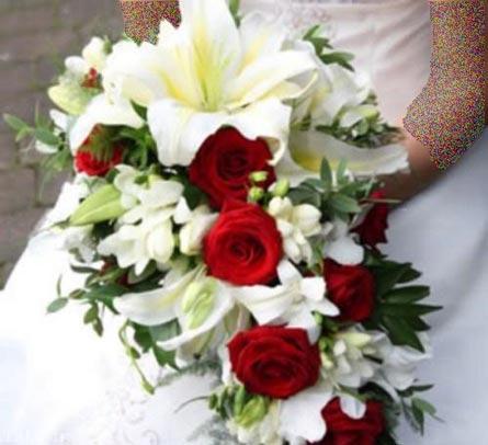 مدل دسته گل عروس (11)