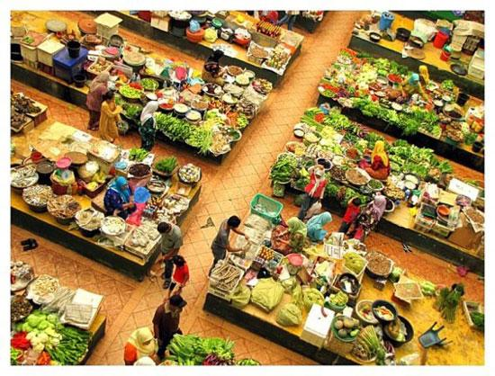 مهد فرهنگ مالزی در ایالت کلانتان + عکس