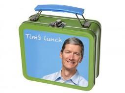 پرداخت ۳۳۰ هزار دلار برای صرف ناهار با مدیرعامل اپل!
