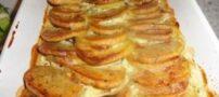 طرز تهیه گراتن سیب زمینی