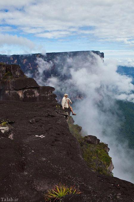 طولانی ترین آبشار جهان + تصاویر