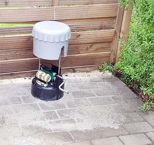دستگاه خنک کننده نوشابه در زیر خاک طراحی شد + عکس