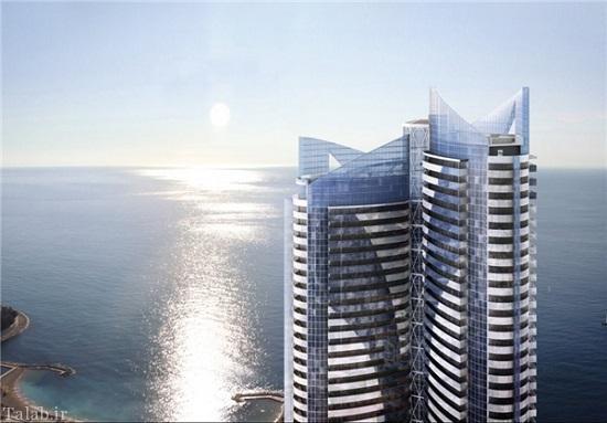 گران ترین آپارتمان دنیا را ببینید