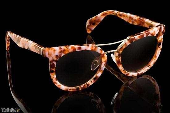 مدل جدید عینک آفتابی زنانه و دخترانه