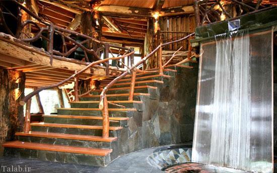 تصاویری جالب از هتل زیبای لامونتانا