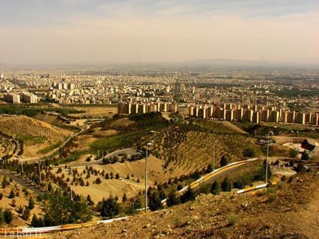 تصاویری از بزرگ ترین پارکهای جنگلی ایران