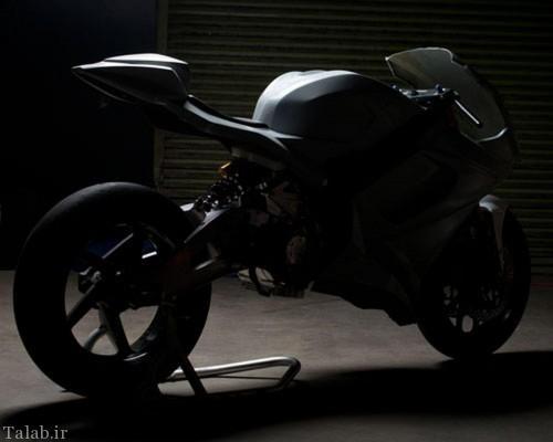 پر سرعت ترین موتور سیکلت الکتریکی جهان