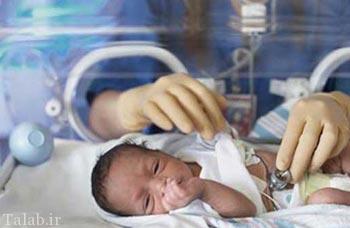 مشکلات زایمان زود هنگام بر سلامت جنین