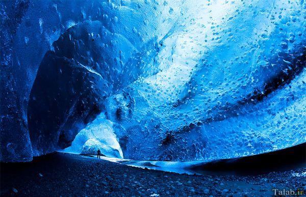 عکس هایی از زیباترین غارها در دنیا