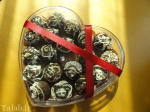 طرز تهیه شکلات سوئدی