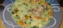 طرز تهیه سوپ ماهیچه ( سوپ سرماخوردگی )