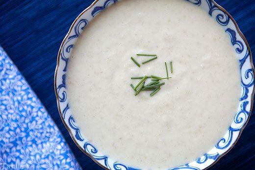 طرز تهیه سوپ گاسپاچو
