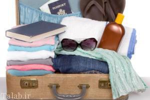 لوازم مهمی که به هنگام مسافرت نیاز دارید چیست ؟