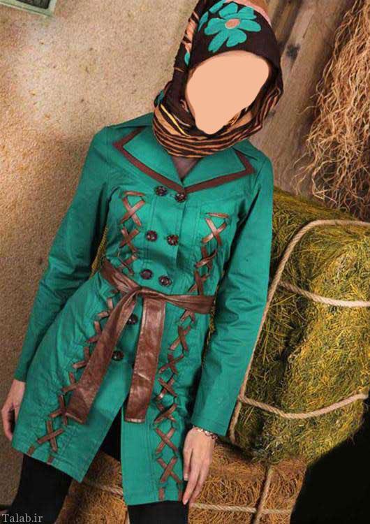 مدل مانتوهای جدید در بازارهای ایران