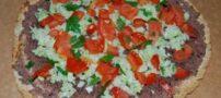 طرز تهیه پیتزا با گوشت