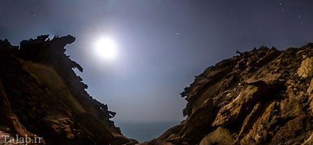 عجیب ترین جزیره دنیا در ایران + تصاویر