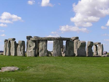 بناهای تاریخی معروف در اروپا