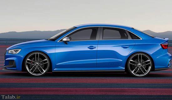 اتومبیل جدید آئودی کلاب اسپرت + عکس